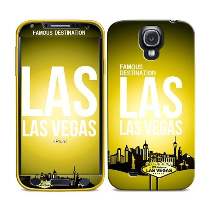Протектор iPaint VegasCase за Galaxy S4 i9500, термополиуретанов image