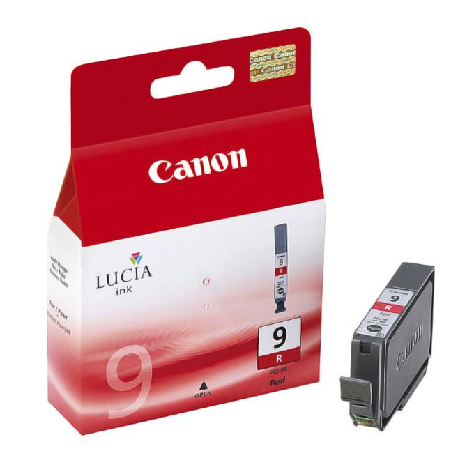 ГЛАВА CANON PIXMA PRO 9500 - Red ink tank - PGI-9R - заб.: 14ml. image