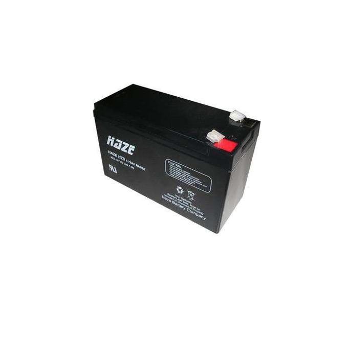 Акумулаторна батерия Haze (HZS12-7), 12V, 7Ah, AGM image