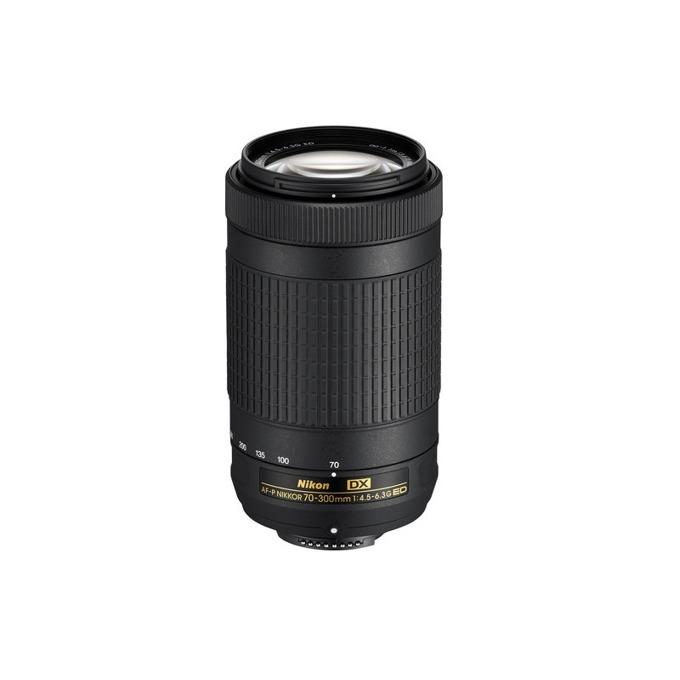 Обектив Nikon AF-P DX Nikkor 70-300mm f/4.5-6.3G ED image