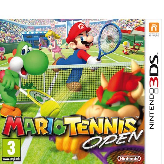 Mario Tennis Open, за 3DS image