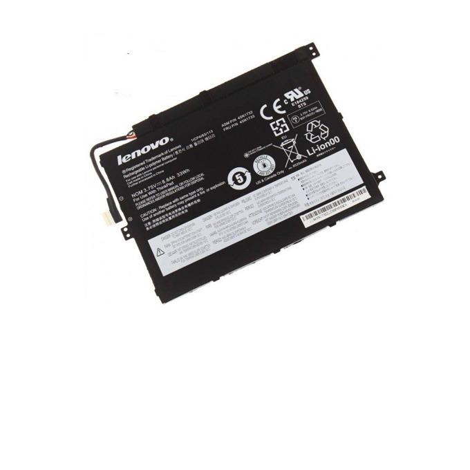 Батерия (оригинална) за Lenovo ThinkPad 10 ThinkPad Tablet 10 45N1727 45N1729 45N1733Li-Ion 8800mAh , 3.7V image