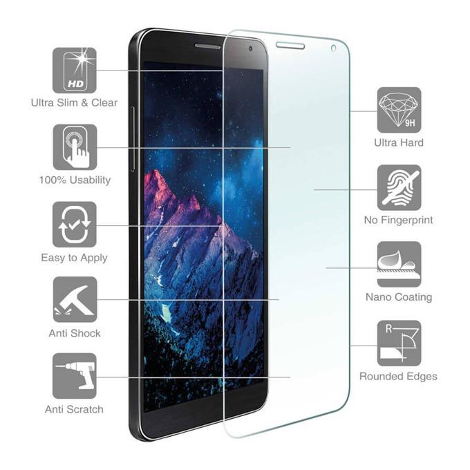 Протектор от закалено стъкло /Tempered Glass/, 4Smarts за OnePlus 3  image