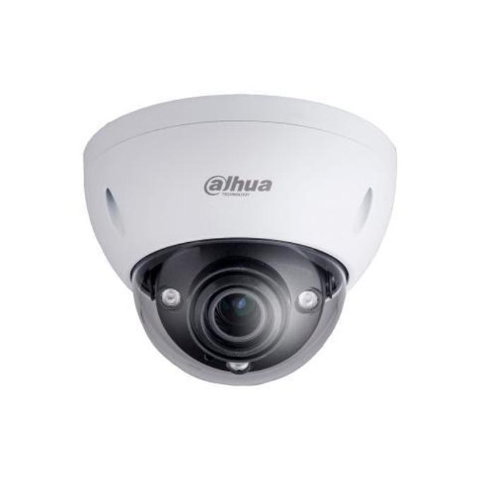 IP камера Dahua IPC-HDBW8331EP-Z, куполна, 3 Mpix(2048x1536@25FPS), 2.8 ~12mm моторизиран обектив, H.265/H.264 / MJPEG, IR осветеност (до 50 метра), PoE, външна вандалоустойчива IK10, IP66 защита от вода, RJ-45, Micro SD memory, 1/1 channel In/Out  image
