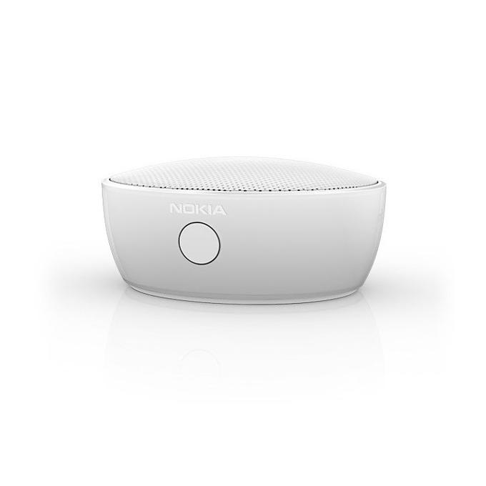 Тонколона Nokia MD-12, 1.0, Bluetooth, бял image