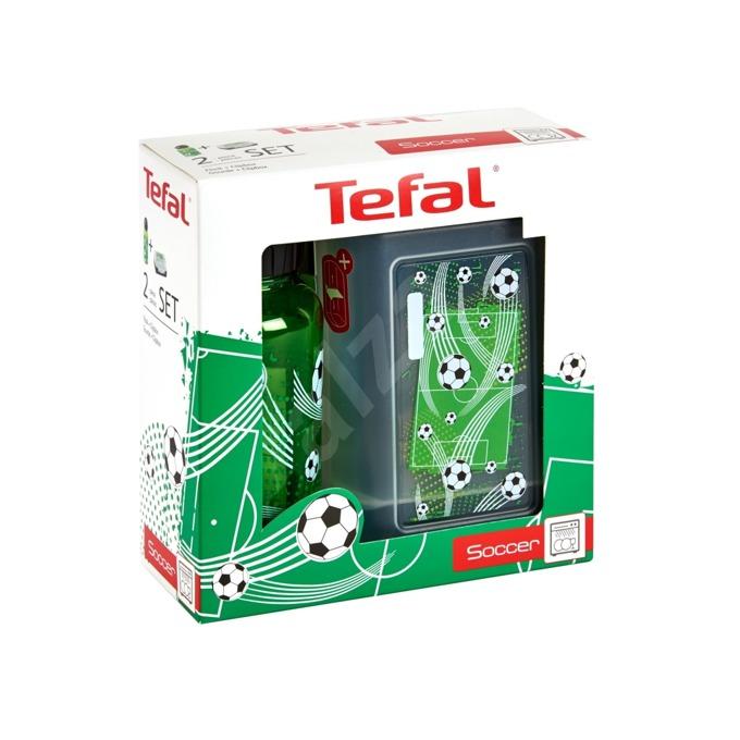 Tefal Kids Set Tritan Soccer