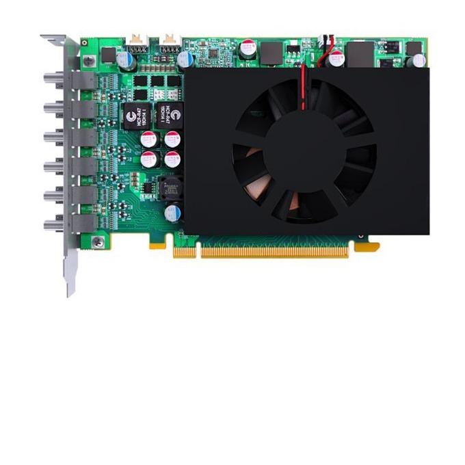 Видео карта MATROX C680, 4GB, MATROX C680 E4GBF, PCI-E 3.0, GDDR5, HDMI, DVI, mini DisplayPort x 6 image