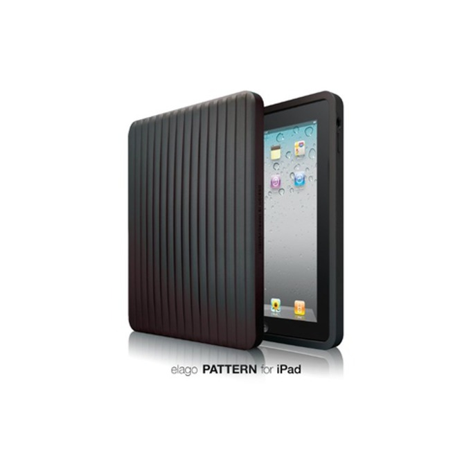 Калъф Elago Pattern Silicone Cover за iPad image