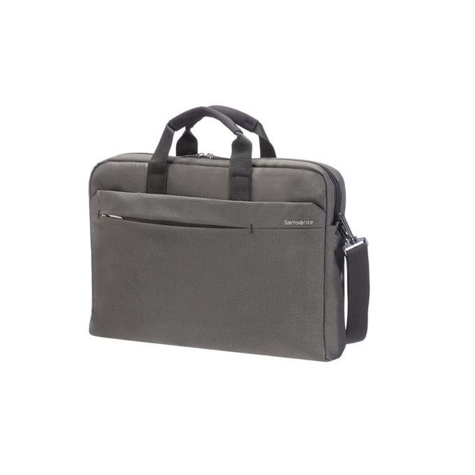 "Чанта за лаптоп Samsonite Network 2-Laptop Bag до 17.3""(43.94 cm), сив image"
