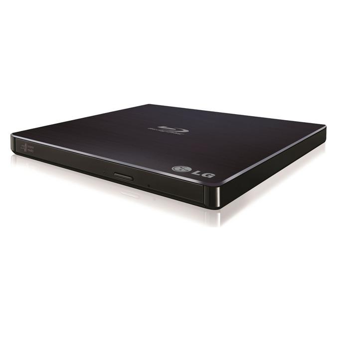 LG BP55EB40, Portable Blue-ray, USB 2.0, черен, Retail image
