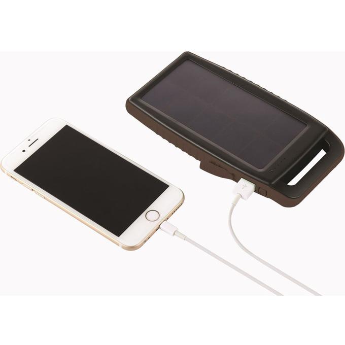 Външна батерия/power bank/ A-solar Xtorm Fuelbank 10 000mAh, черна image