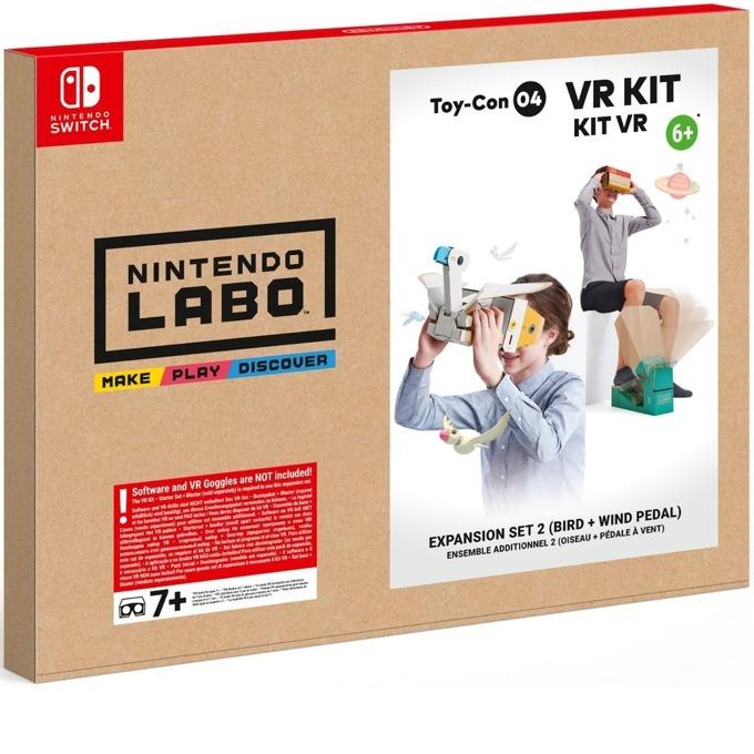 Nintendo LABO - VR Kit Expansion Set 2 product