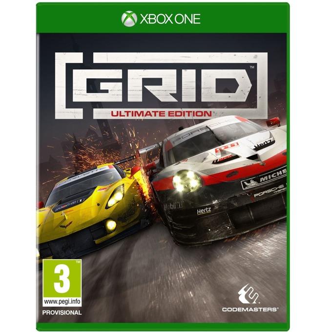 Игра за конзола Grid - Ultimate Edition, за Xbox One image