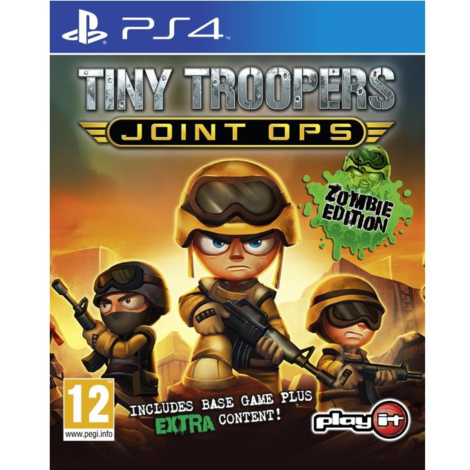Tiny Troopers Joint Ops, за PS4 image