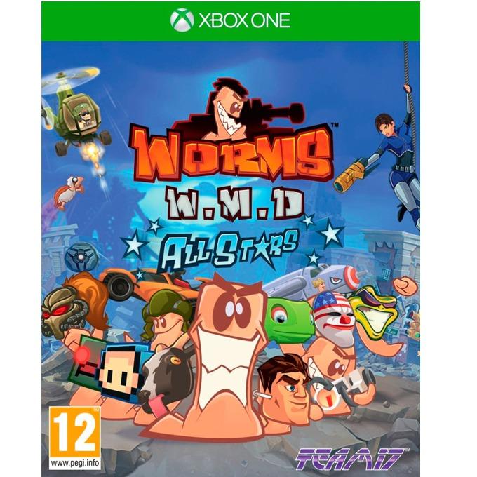 Игра за конзола Worms: Weapons of Mass Destruction, за Xbox One image
