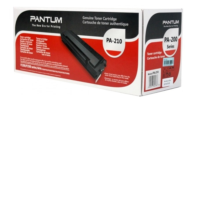 Pantum PA-210EV Black product
