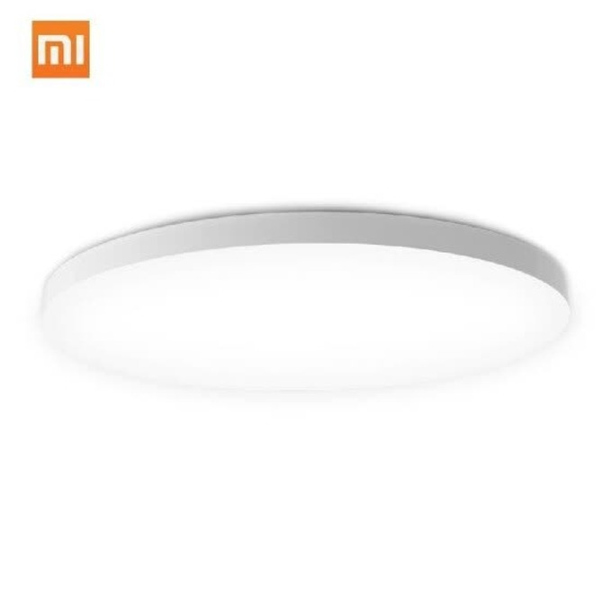 LED настолна лампа Xiaomi Mi LED Ceiling Light, 28W, 1800 lumens, 2700K-6500K, Wi-Fi, бяла image