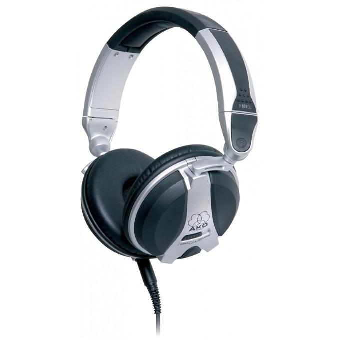 AKG K 181 DJ  black/silver product