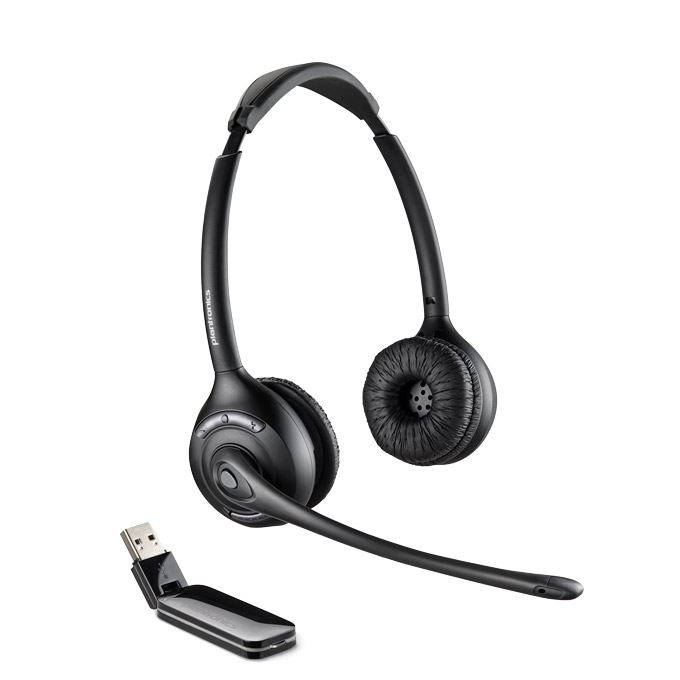 Слушалки Plantronics Savi W420-M, безжични, USB адаптер image