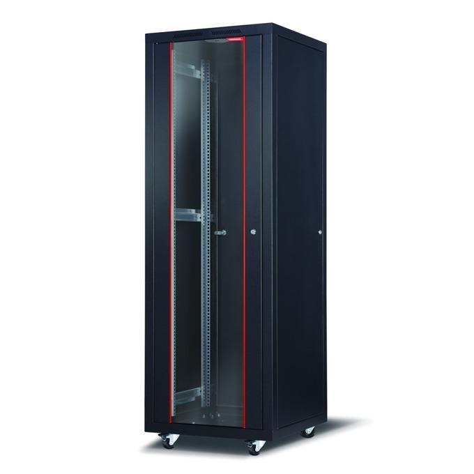 "Комуникационен шкаф Formrack CSM-36U8080, 19"", 36U, 780 x 780mm, черен image"