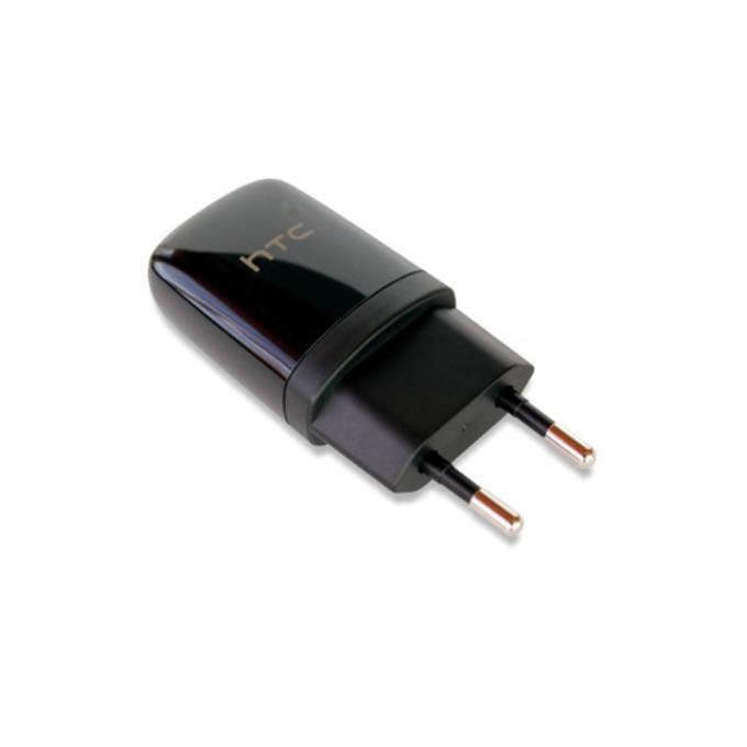 Зарядно устройство HTC Travel Charger TC E250 за HTC смартфони, черен image