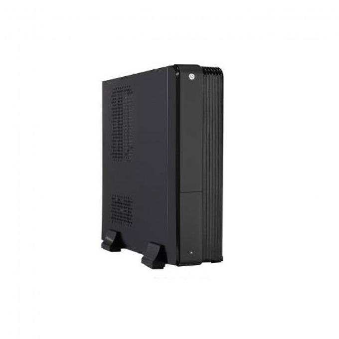 ATX 300W, JNC LBOX-01, черна, mATX