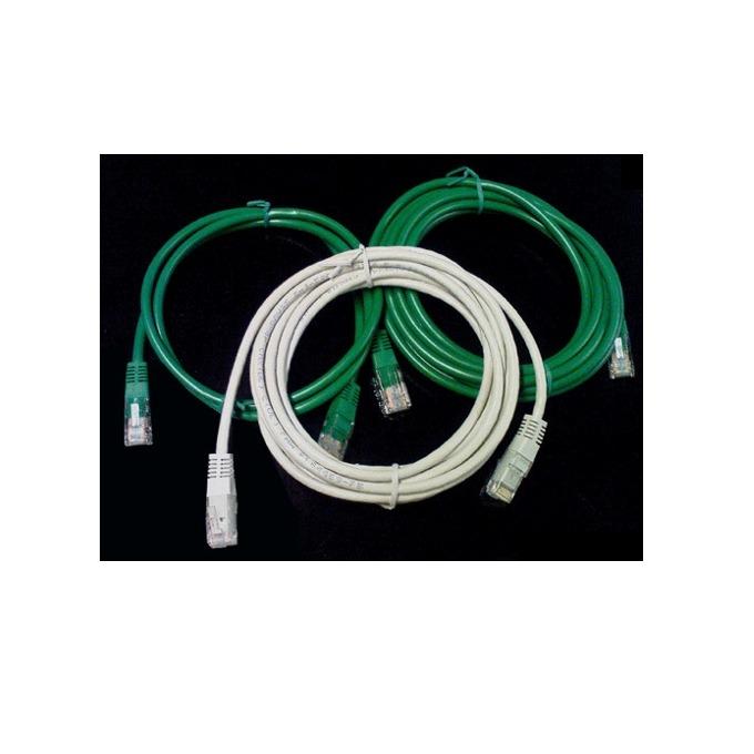 Пач кабел ACnetPLUS, UTP, Cat 5e, 5m, зелен image