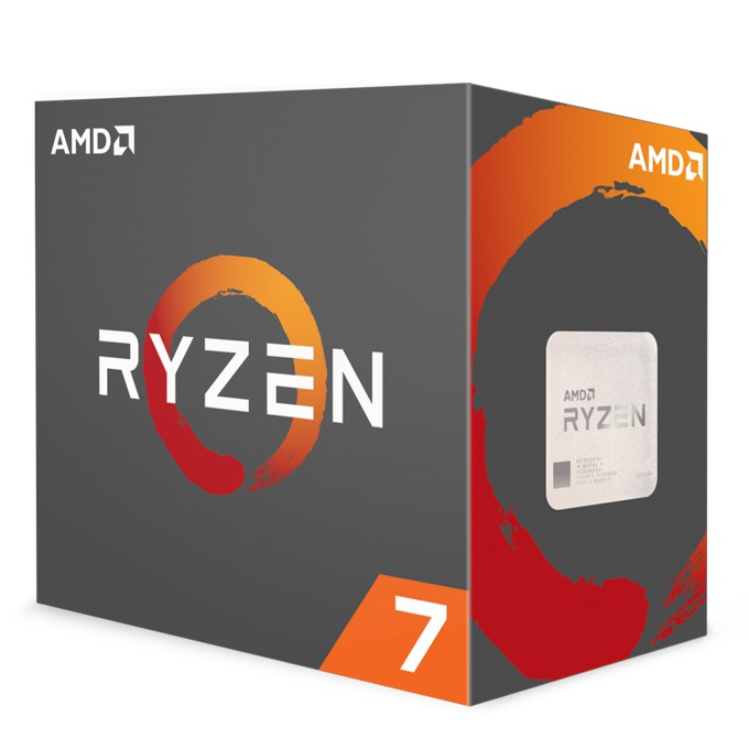 Процесор AMD Ryzen 7 1800X осемядрен (3.6/4.0GHz, 4MB L2/16MB L3 Cache, AM4) BOX, без охлаждане image