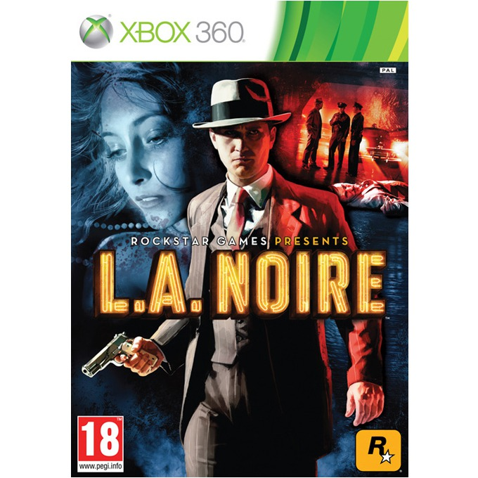 Игра за конзола L.A. Noire, за XBOX360 image