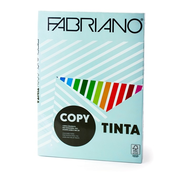 Fabriano Copy Tinta, A3, 80 g/m2, небесносиня, 250 product