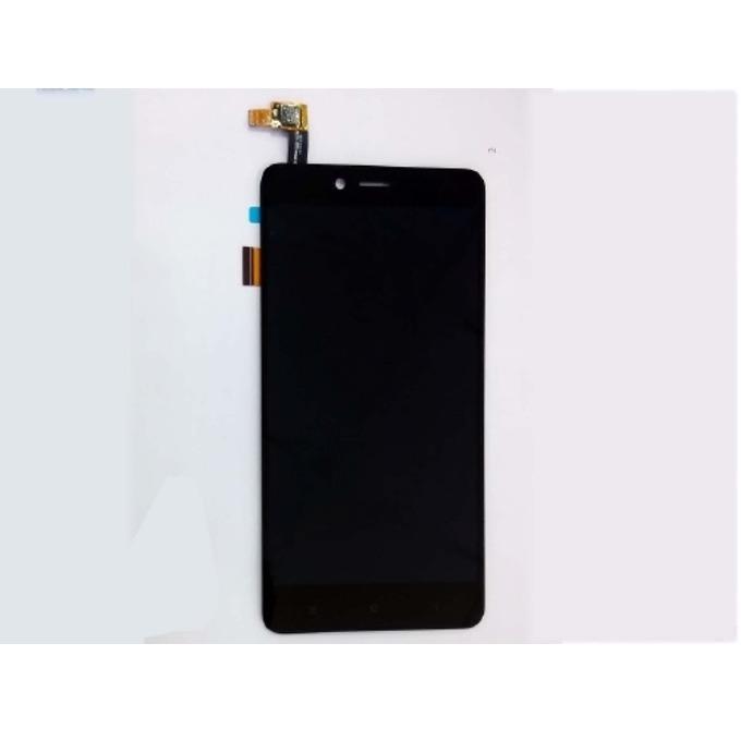 Дисплей за Xiaomi Redmi Note 2 LCD, с тъч, черен image