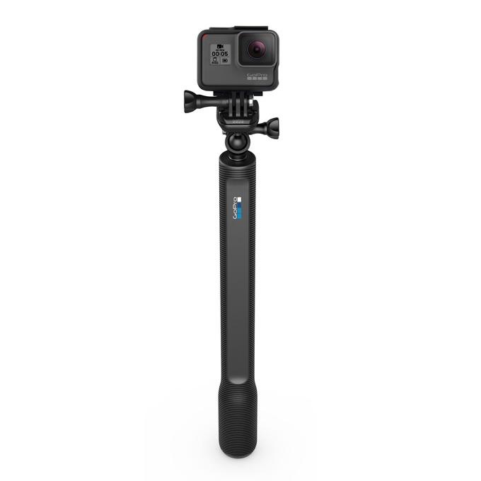 Телескопична стойка El Grande, за всички модели GoPro, 97cm, алуминиева image