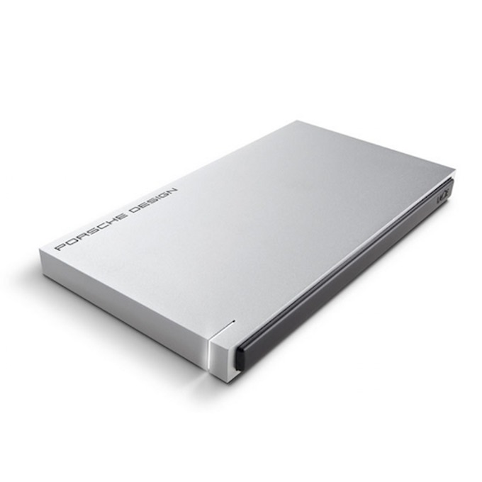 "Памет SSD 120GB LaCie Porsche Design Slim Drive, USB 3.0, 2.5""(6.35 cm), скорост на четене 400 MB/s, скорост на запис 400 MB/s image"