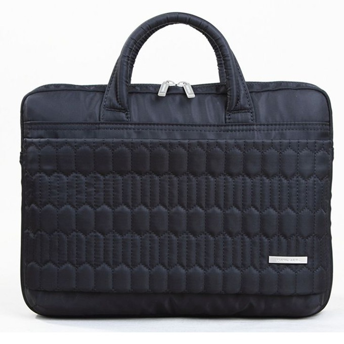 "Дамска чанта за лаптоп Kingsons Electra Series (KS3080W-B) за лаптопи до 13.3""(33.78 cm), черна image"