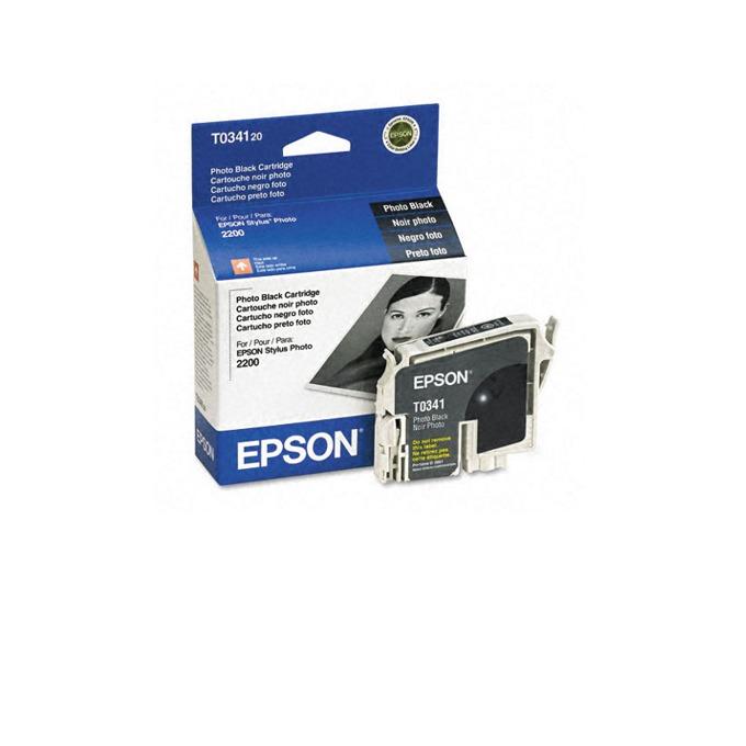 ГЛАВА ЗА EPSON STYLUS PHOTO 2200 - Black - P№ T034120 - A image