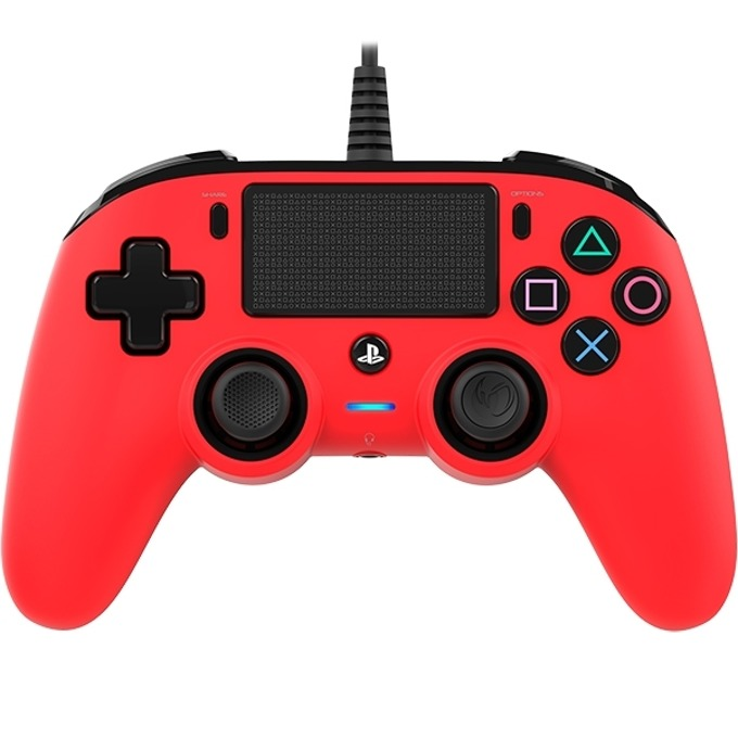 Nacon PS4 - Wired Compact red product