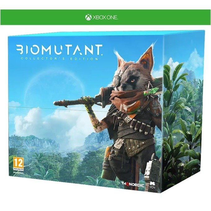 Игра за конзола Biomutant - Collectors Edition, за Xbox One image