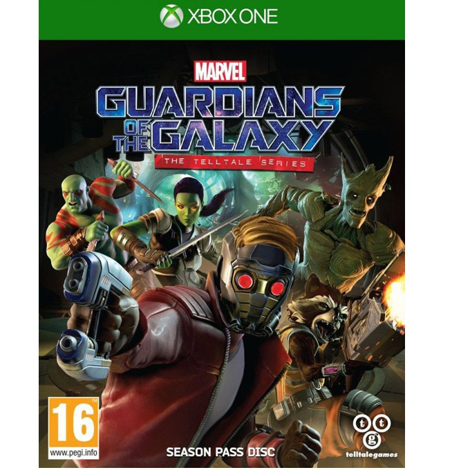 Игра за конзола Guardians of the Galaxy: The Telltale Series, за Xbox One image