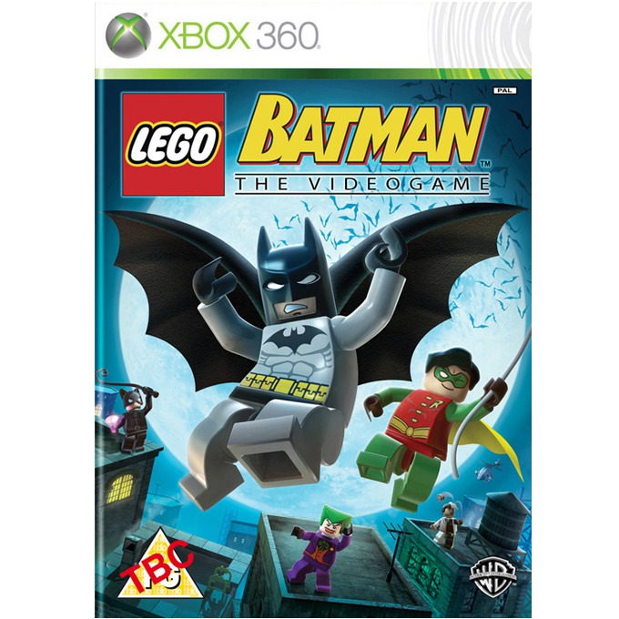 Игра за конзола LEGO Batman: The Videogame, за XBOX360 image