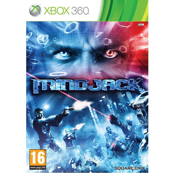 Игра за конзола Mindjack, за XBOX360 image