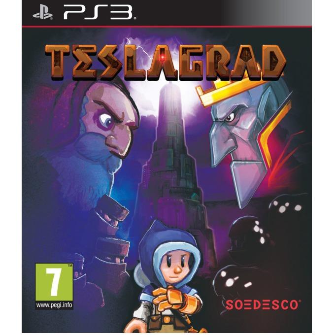 Игра за конзола Teslagrad, за PS3 image