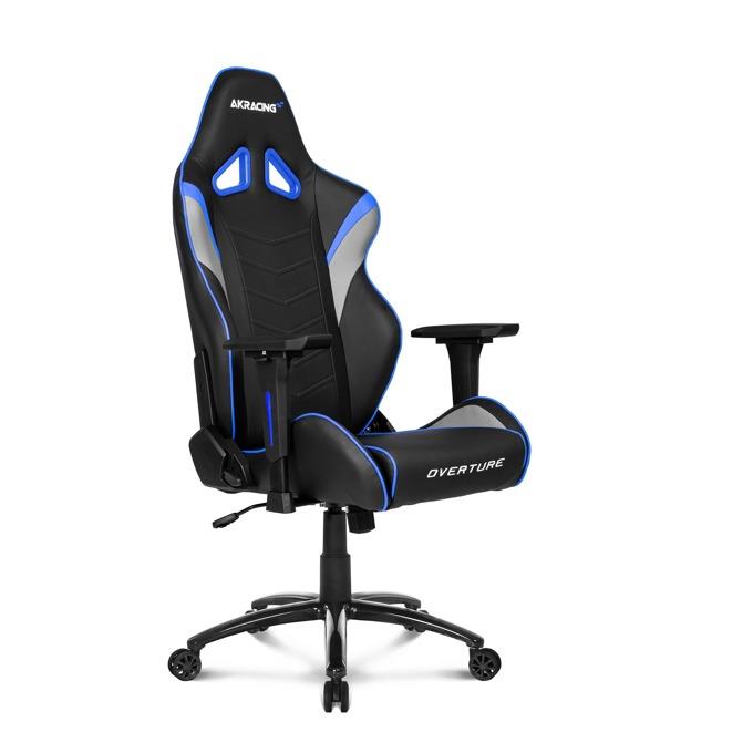 Геймърски стол AKRACING Overture, сини image