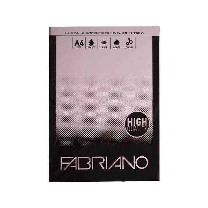Fabriano A4, 160 g/m2, светлорозов, 250 листа product