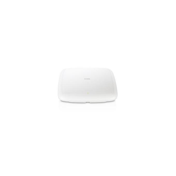 Точка за достъп D-LINK DWL-3600AP, 2.4GHz (300 Mbps), Wireless N Unified, 1x 10/100/1000 Ethernet Port, 4 вградени антени image