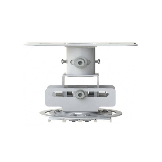 Стойка Optoma OCM818W-RU (бяла) за таван или стена, телескопична, до 15кг image