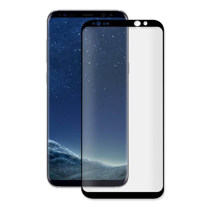Протектор от закалено стъкло /Tempered Glass/, Eiger, за Galaxy S8 Plus (смартфон) image