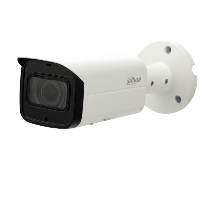 """IP камера Dahua IPC-HFW4831T-ASE-0400B, насочена """"bullet"""", 8 Mpix(3840x2160@15FPS), 4mm обектив, H.265+/H.265/H.264+/H.264, IR осветеност(до 60 метра), външна вандалоустойчива IK10, IP67 защита от вода, PoE, RJ-45, Micro SD memory image"""