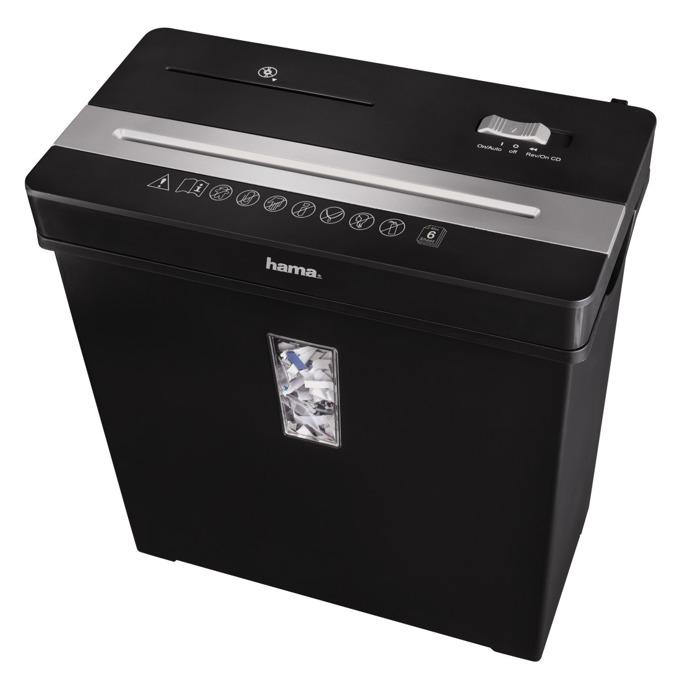 Шредер HAMA Premium X8CD
