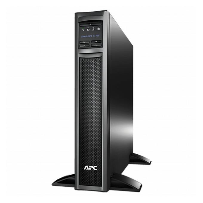 UPS APC Smart-UPS X, 750VA/600W, Line-Interactive image