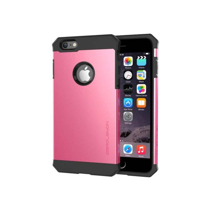 Протектор Zerolemon за Apple iPhone 6 Plus, розов image